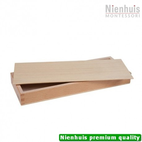 Large Number Cards Box