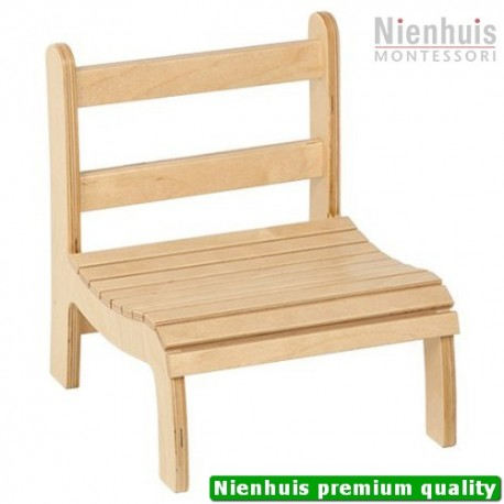 Slatted Chair: Low (13 cm)