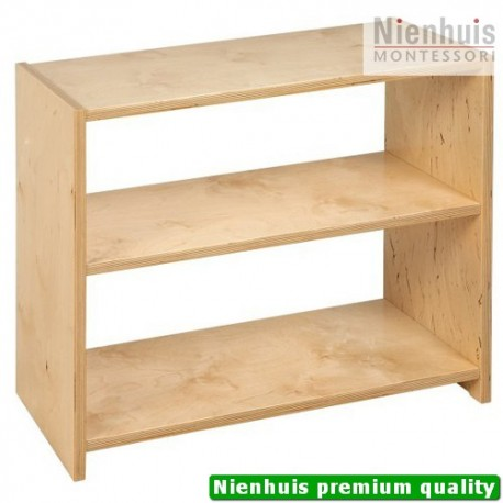 Infant / Toddler Shelf: 2-Tier (73.5 x 30 x 64 cm)