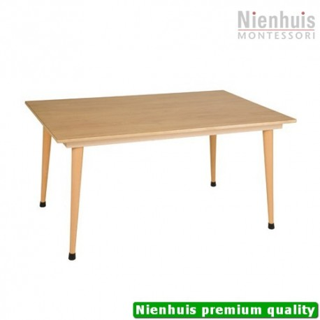 Group Table C3: Yellow (120 x 80 x 59 cm)