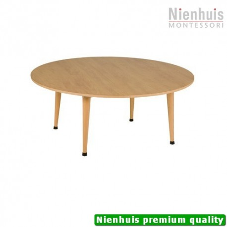 Group Table A1: Orange - Round (115 x 46 cm)