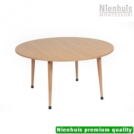 Group Table C3: Yellow - Round (115 x 59 cm)