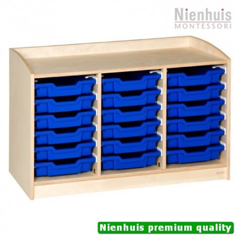 Cabinet: 18 Trays (69 cm)