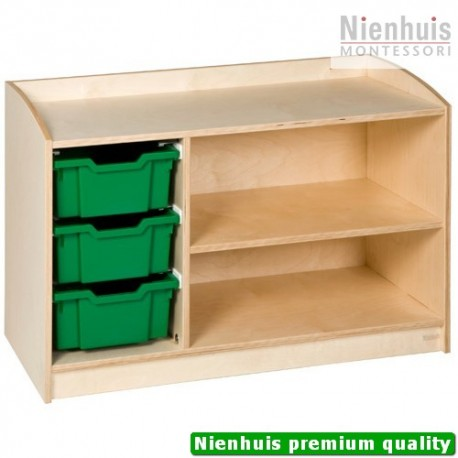 Cabinet: 3 Trays (69 cm)