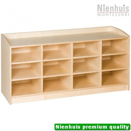 Material Cabinet: 12 Compartments (69 cm)