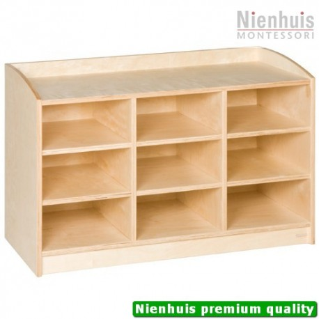 Material Cabinet: 9 Compartments (69 cm)