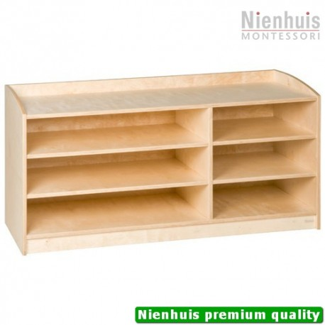 Material Cabinet: 6 Compartments (69 cm)