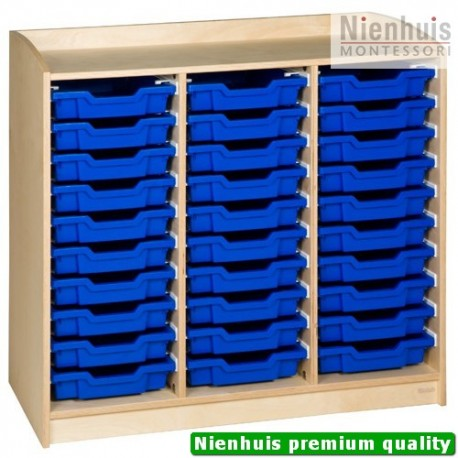 Cabinet: 30 Trays (101 cm)