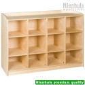 Material Cabinet: 12 Compartments (101 cm)