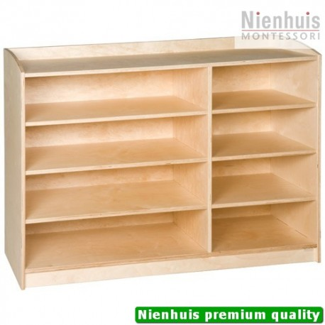 Material Cabinet: 8 Compartments (101 cm)