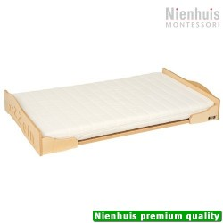 DeZein Bed: Stackable (121 x 63 x 18 cm)