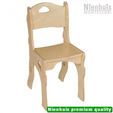DeZein Chair: C3 - Without Armrests (35 cm)