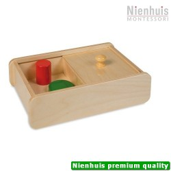 Box With Sliding Lid
