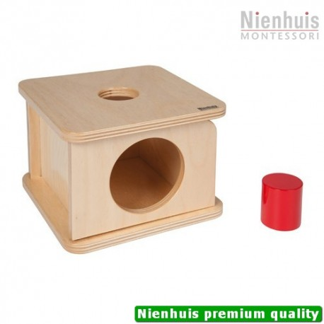 Imbucare Box With Large Cylinder