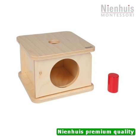 Imbucare Box With Small Cylinder