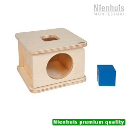 Imbucare Box With Cube