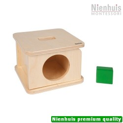Imbucare Box With Rectangular Prism