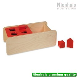 Imbucare Box With Flip Lid - 4 Shapes