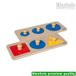 Multiple Shape Puzzle Set