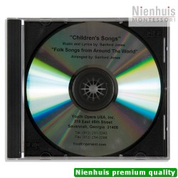 CD: Childrens And Folk Songs