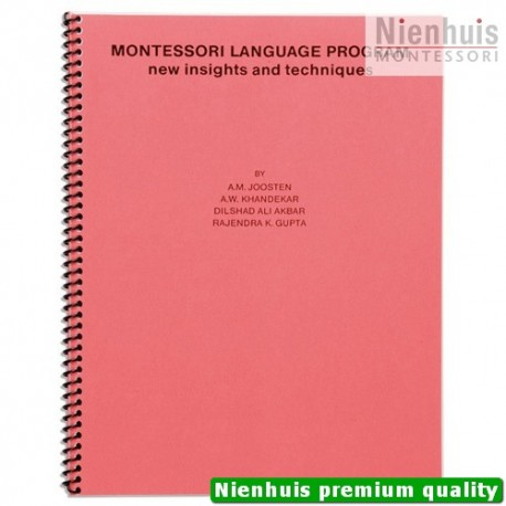 Montessori Language Program