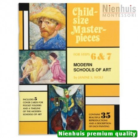 Child-Size Masterpieces: Modern Schools Of Art