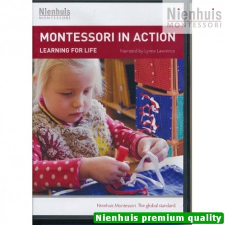 DVD: Montessori In Action