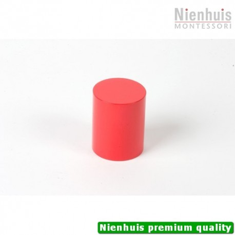 8th Red Cylinder
