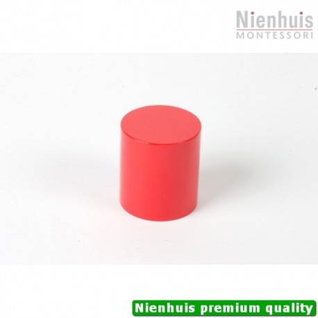 9th Red Cylinder