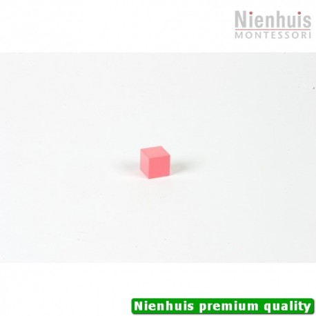 Pink Tower Cube: 2 x 2 x 2