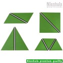Set of Green Constructive Triangles