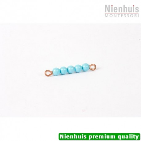 Individual Nylon Bar Of 5: Light Blue