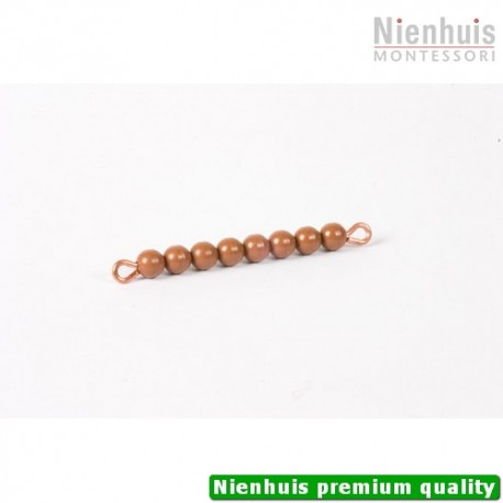 Individual Nylon Bar Of 8: Brown