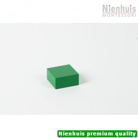 Power Of Two: Green Prism - 2 x 4 x 4