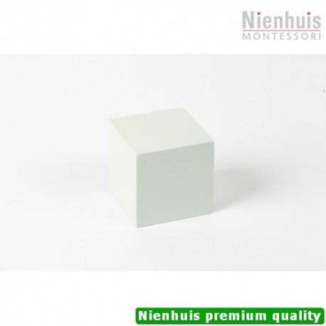 Cubing Material: White Cube - 7 x 7 x 7