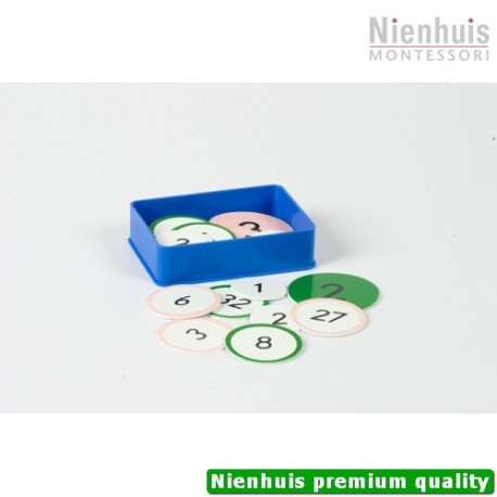 Multibase: Round Number Cards