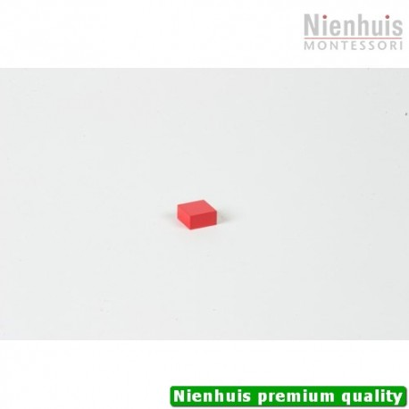Multibase: Red Prism - 2 x 2 x 1