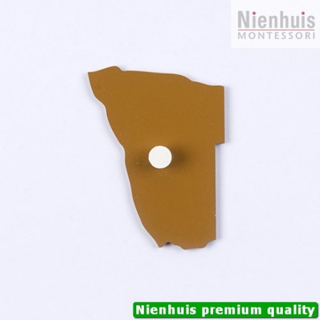 Puzzle Piece Of Africa: Namibia
