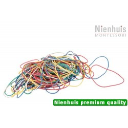 Rubber band Assortiment for Nail Board