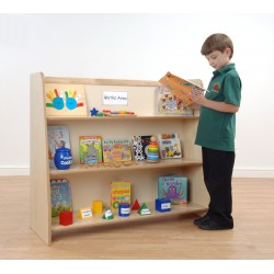 Grand Stanley Shelving unit - display back