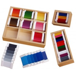 Colour tablets SET 1st, 2nd and 3rd boxes (save £5) BUDGET Version