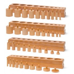 Replacement Knobbed Cylinders