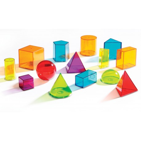 Geometric containers