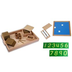 Starter Set Math 1 (Save £7)