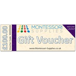 Gift Voucher £100 (no VAT)