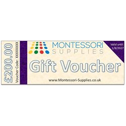 Gift Voucher £200 (no VAT)