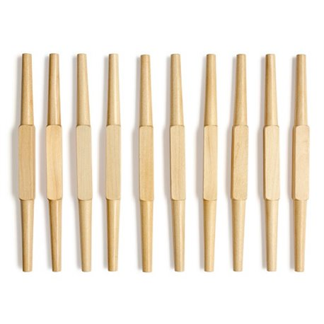 Individual Spindles (Set of 10)