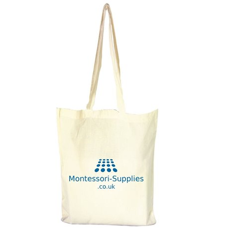 "Shopping bag ""Montessori Supplies"""