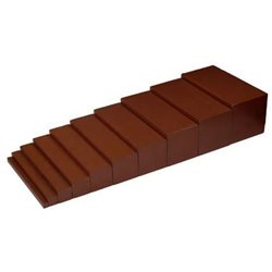 Brown stairs (Brown lacquer)