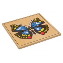 Jigsaw puzzle - Butterfly